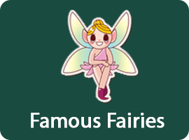 Flower Fairy Names and Personalities